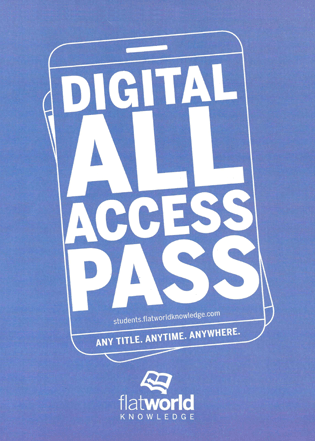 Generic All Access pass