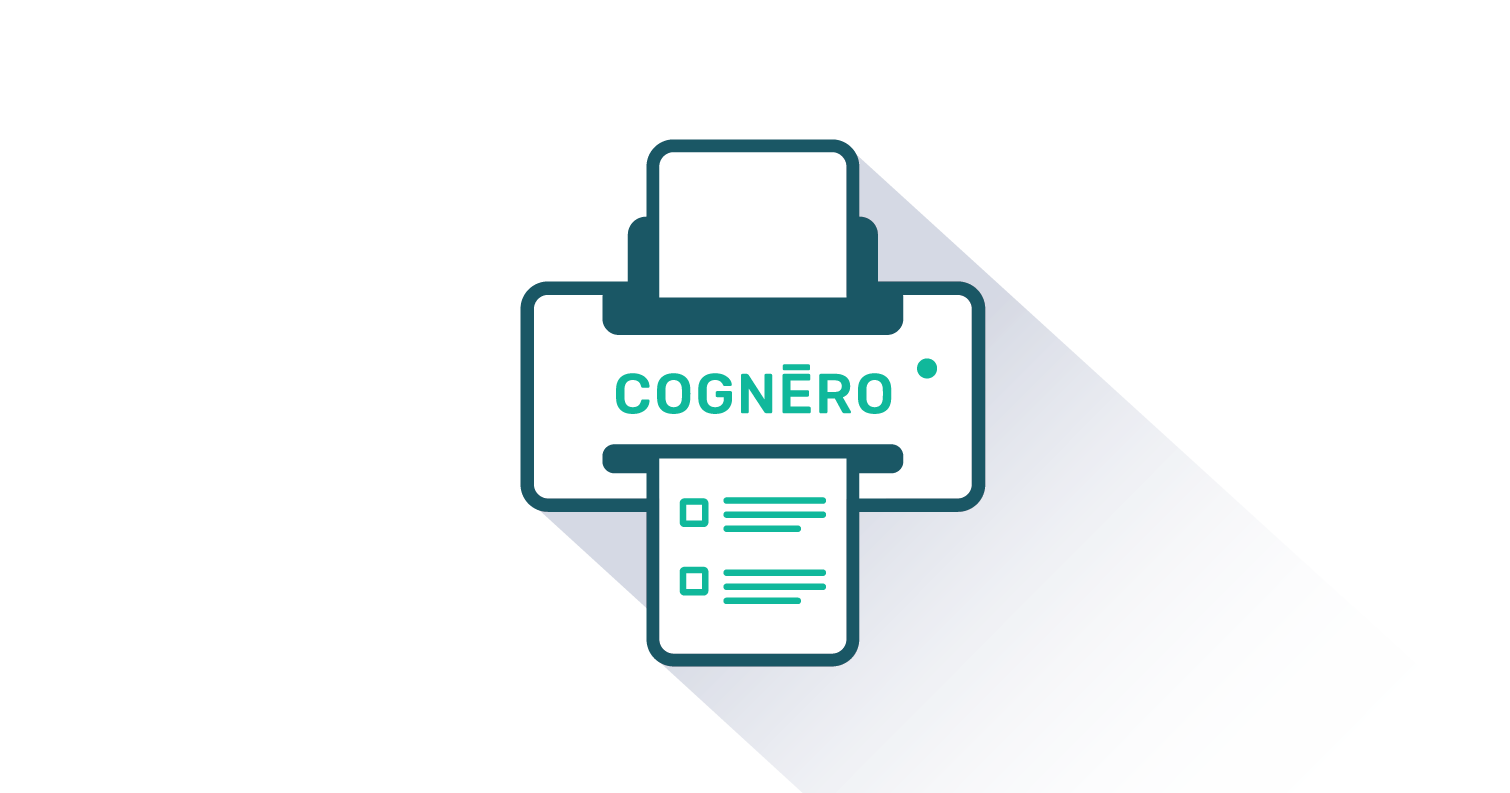 Test Generator - powered by Cognero